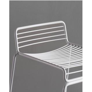 Chaise de bar Hee métal - inspiration HAY