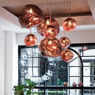 Melt Led hanglamp - Tom Dixon