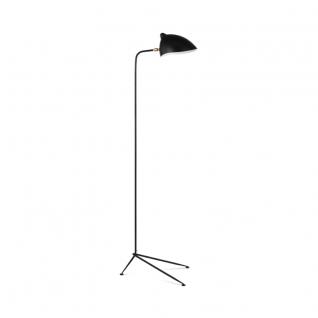 Floor lamp 1 arm - Serge Mouille Inspiration