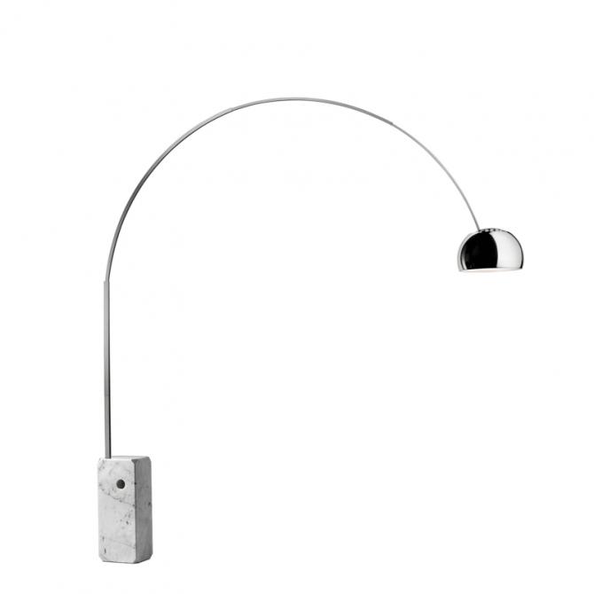 Arco Arc  lamp - Castiglioni