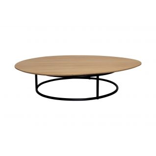 Table basse Bois Goutte