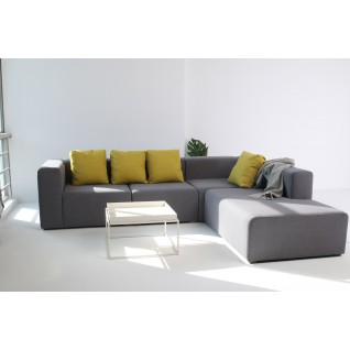 Modular corner sofa 3 modules - Tetris