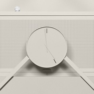 Horloge clock - Boring Collection