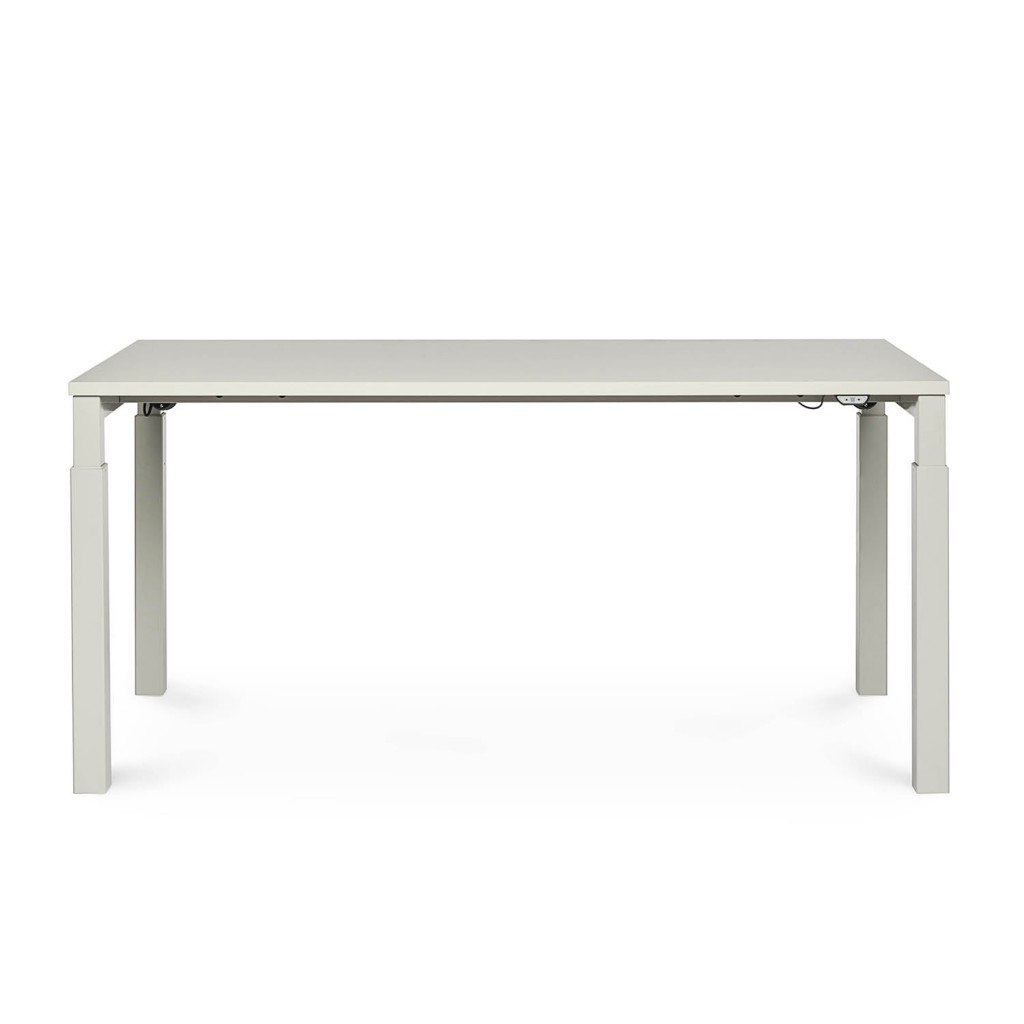 Picture of: Electric Height Adjustable Desk Boring Collection Diiiz