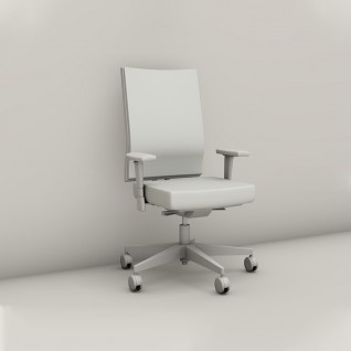 """Boring Task Chair"" office chair - Boring Collection"
