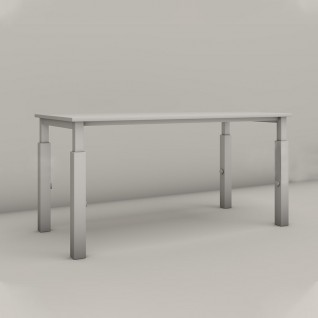 """Boring Height Adjustable Desk"" table - Boring Collection"