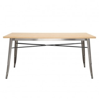 Tolix Rectangular Table Terek - Xavier Pauchard Inspiration