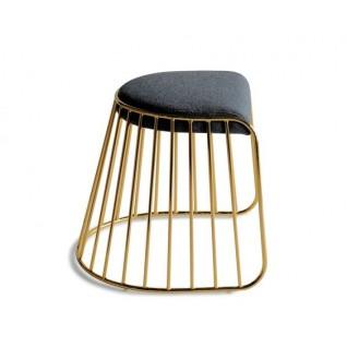 Golden Veil's Bride stool
