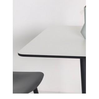 Round Bar Table Lamina