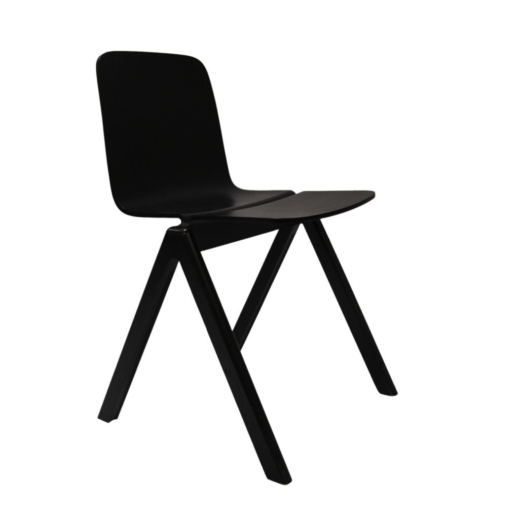 chaise copenhague hay bois empilable reproduction diiiz