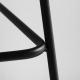 Gubi Black metal Bar stool