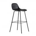 Glavo metal bar stool