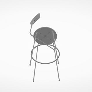 Afteroom bar stool