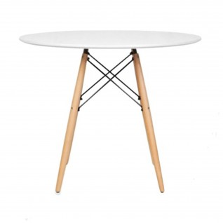 DSW Rond Table - Eames Inspiratie
