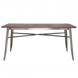 Tolix Rectangular Table Terek - Xavier Pauchard Inspiration