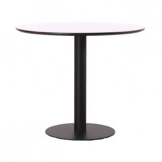 Table de bistrot ronde Lamina