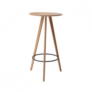 High Wooden Table Fredy