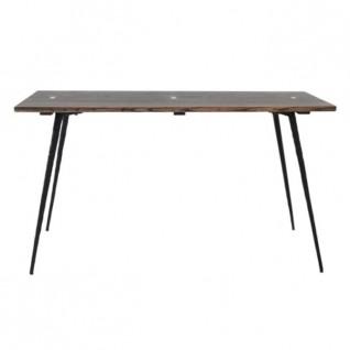 Table de restaurant rectangulaire en bois - Vieneto
