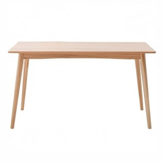 Table de salle à manger rectangulaire en bois - Roma