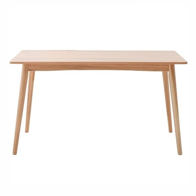 Rectangular wooden dining table - Roma