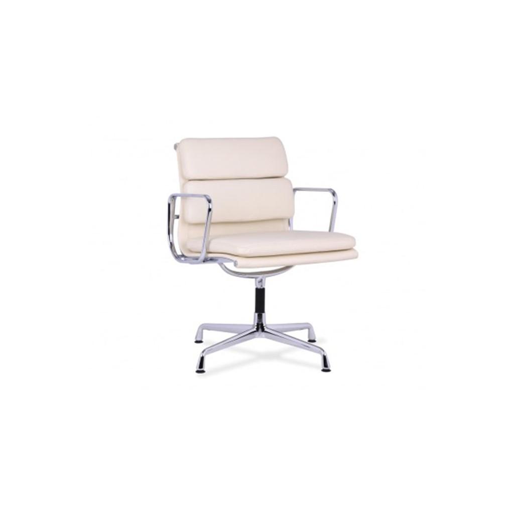 Bureaustoel Vaste Poten.Bureaustoel Ea208 Soft Padd Eames Reproductie Betaalbare