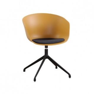 Chaise de bureau HYGE B0 avec coussin