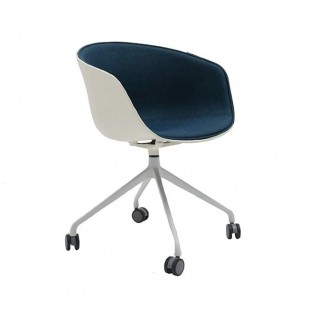 HYGE - B4 office chair - plastic and fabric