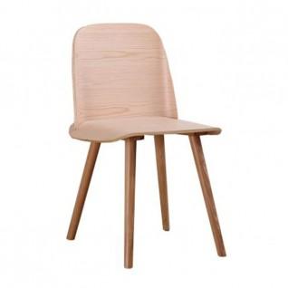 Sylvia design houten stoel