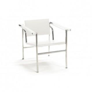 LC1 Basculant stoel - inspiratie LC1 Le Corbusier
