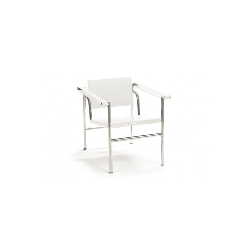 Betaalbare Design Stoelen.Lc1 Stoel Le Corbusier Reproductie Betaalbare