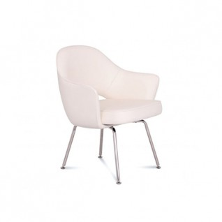 Stoel 'Executive Armchair Saarinen' - Inspiratie Eero Saarinen