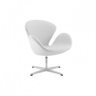 Swan Chair 3320 replica Arne Jacobsen - Fritz Hansen