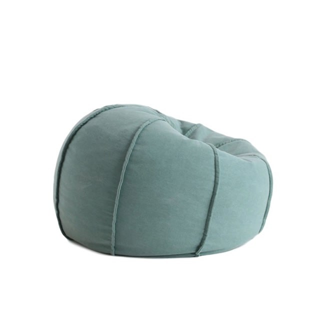 Fabric Pouffe Spider