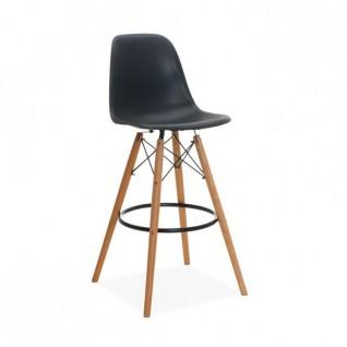 Chaise de Bar DSW - Eames