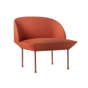 Fabric one-seater Armchair - Glavo
