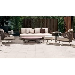 Aston Outdoor lounge set - Minotti