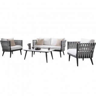 MALTE outdoor lounge set
