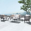 CROWN outdoor lounge set - Higold