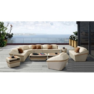 Salon lounge Amigo - Ensemble extra large - Higold