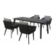 Table de jardin Diva - Masoni