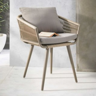 Chaise de jardin TWISTED - West Elm