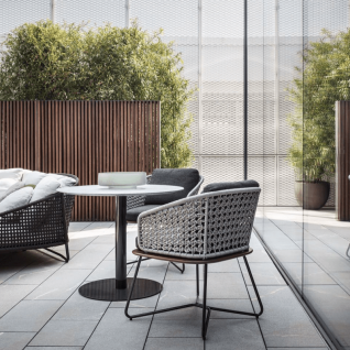 Table de jardin Rivera - Minotti
