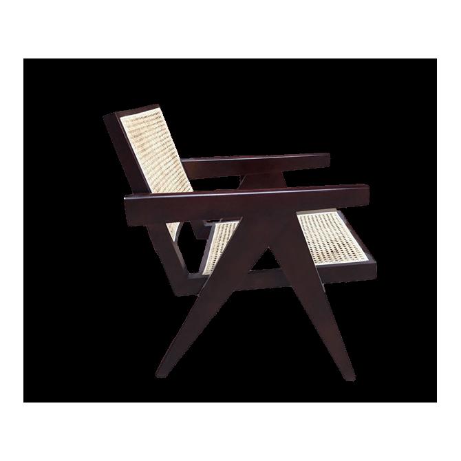 Chaise Pierre Jeanneret - Cannée