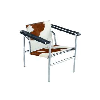 Chaise Basculante LC1 Peau de Vachette
