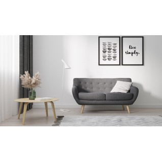 Sofa two-seater Alice