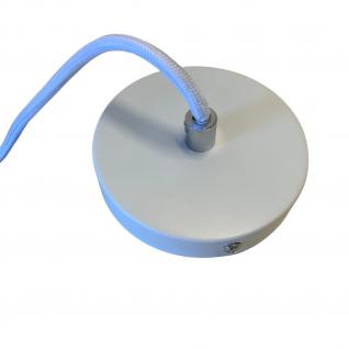 Saturne Wite hanglamp 50 cm