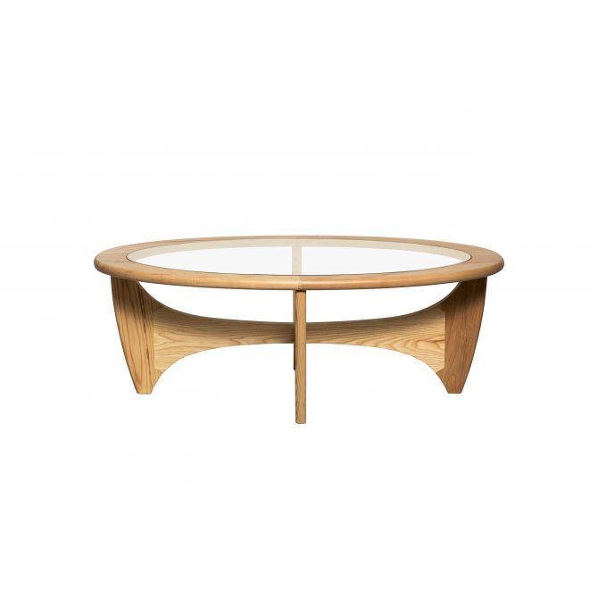 wood coffee table - Inspiration G-plan