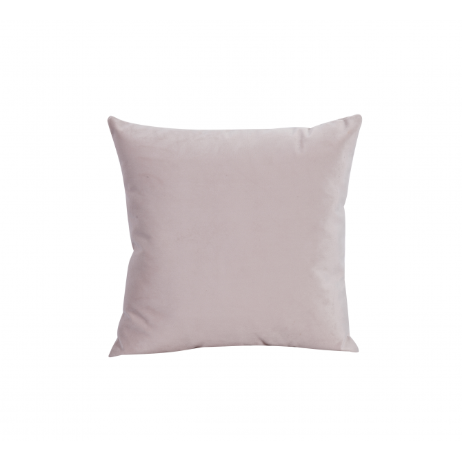 Square velvet cushions 45cm x 45cm