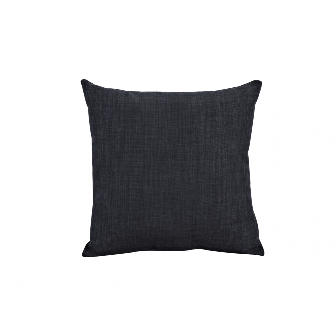 Square fabric cushion 45cm x 45cm