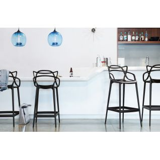 Masters Bar Stool - Masters Kartell Inspiration